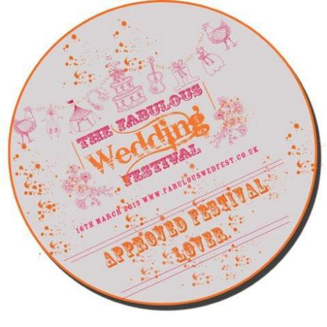 Fabulous wedding festival